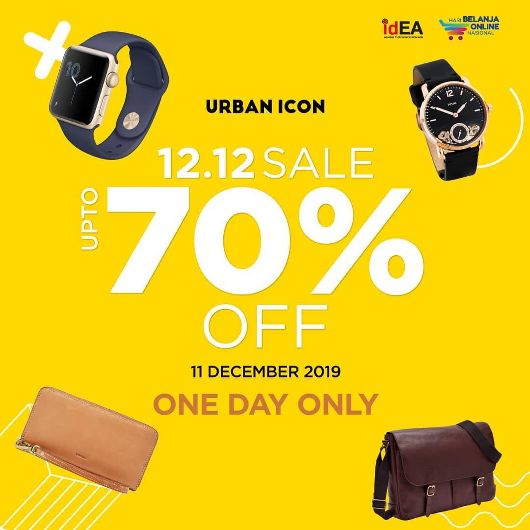 Urban Icon 12.12 Sale Up To 70% Off