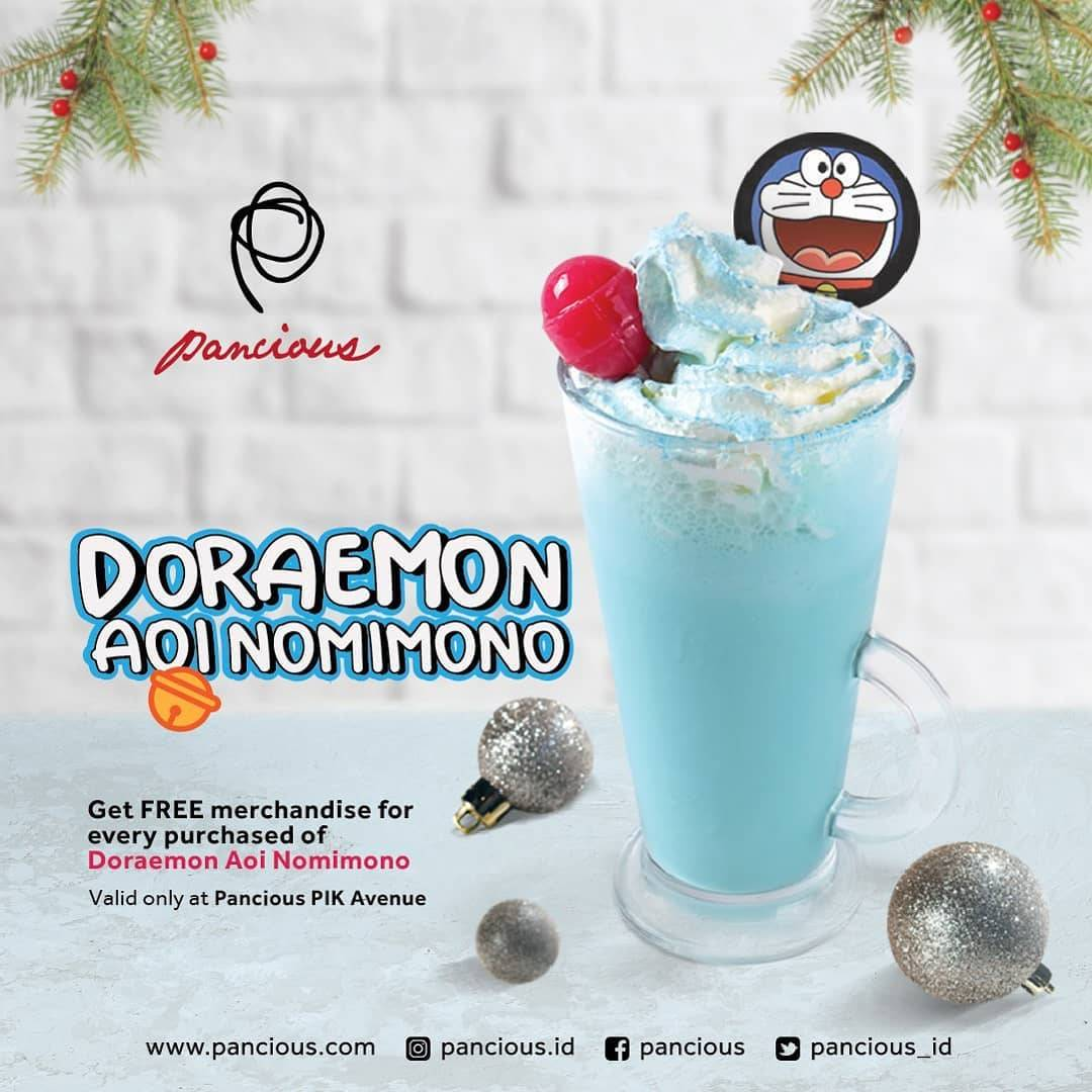 Pancious Pik Avenue Promo Free Exclusive Merchandise