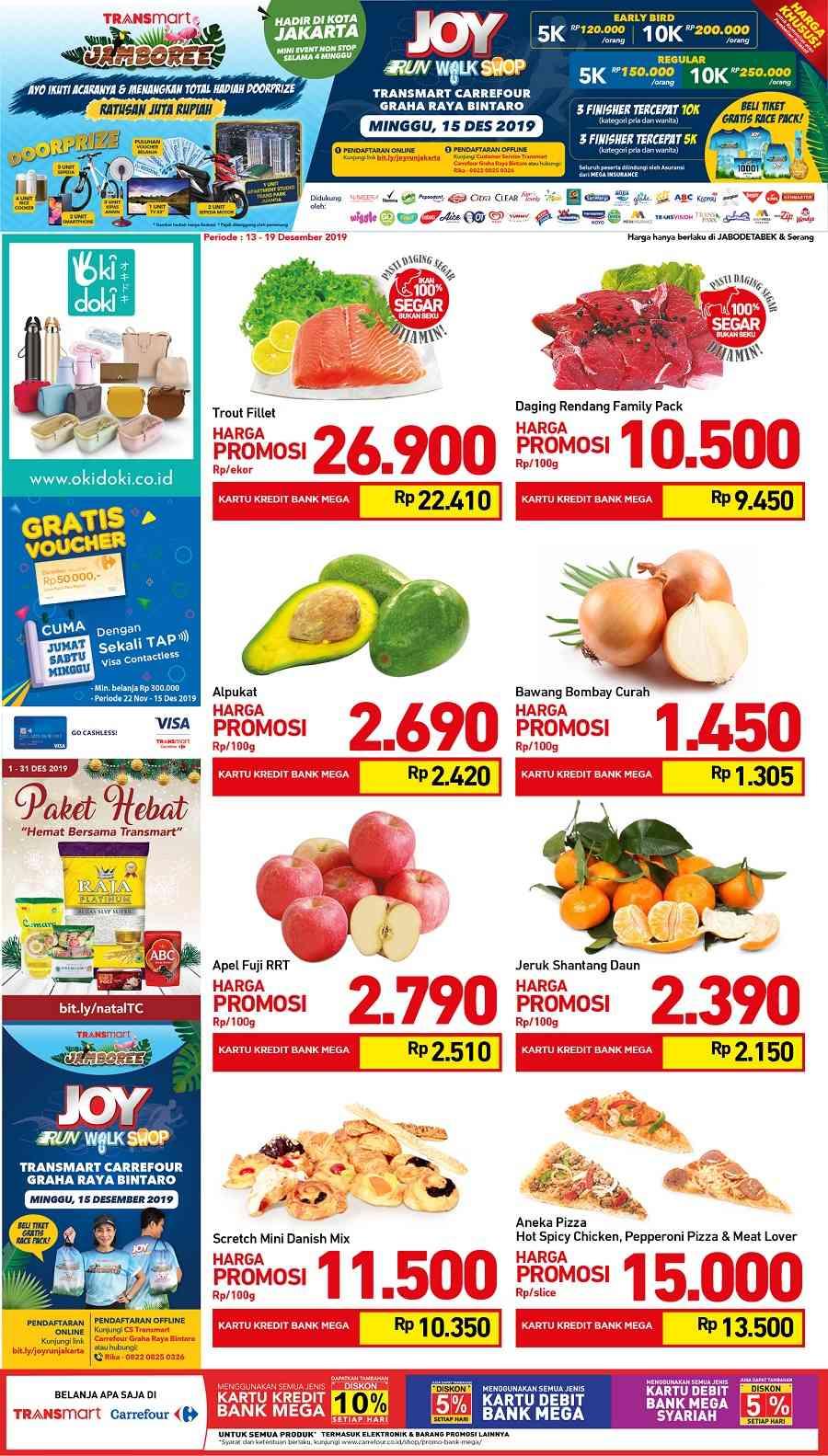 Promo Carrefour Katalog Promo Hebat Sepekan Fresh Periode 13-19 Desember 2019