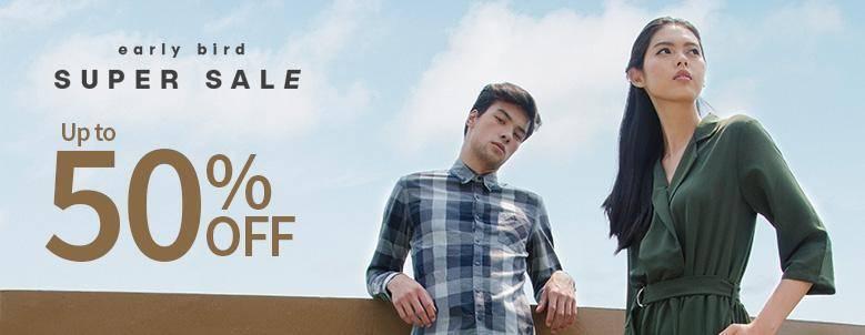 The Executive Promo Super Sale Di Blibli, Diskon Hingga 50%!