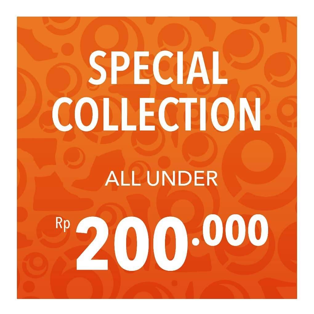 Payless Promo Akhir Tahun, Dapatkan Harga Dibawah Rp.200.000.