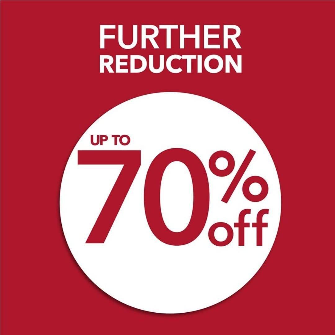 Payless Sale Akhir Tahun Dapatkan Diskon Hingga 70%