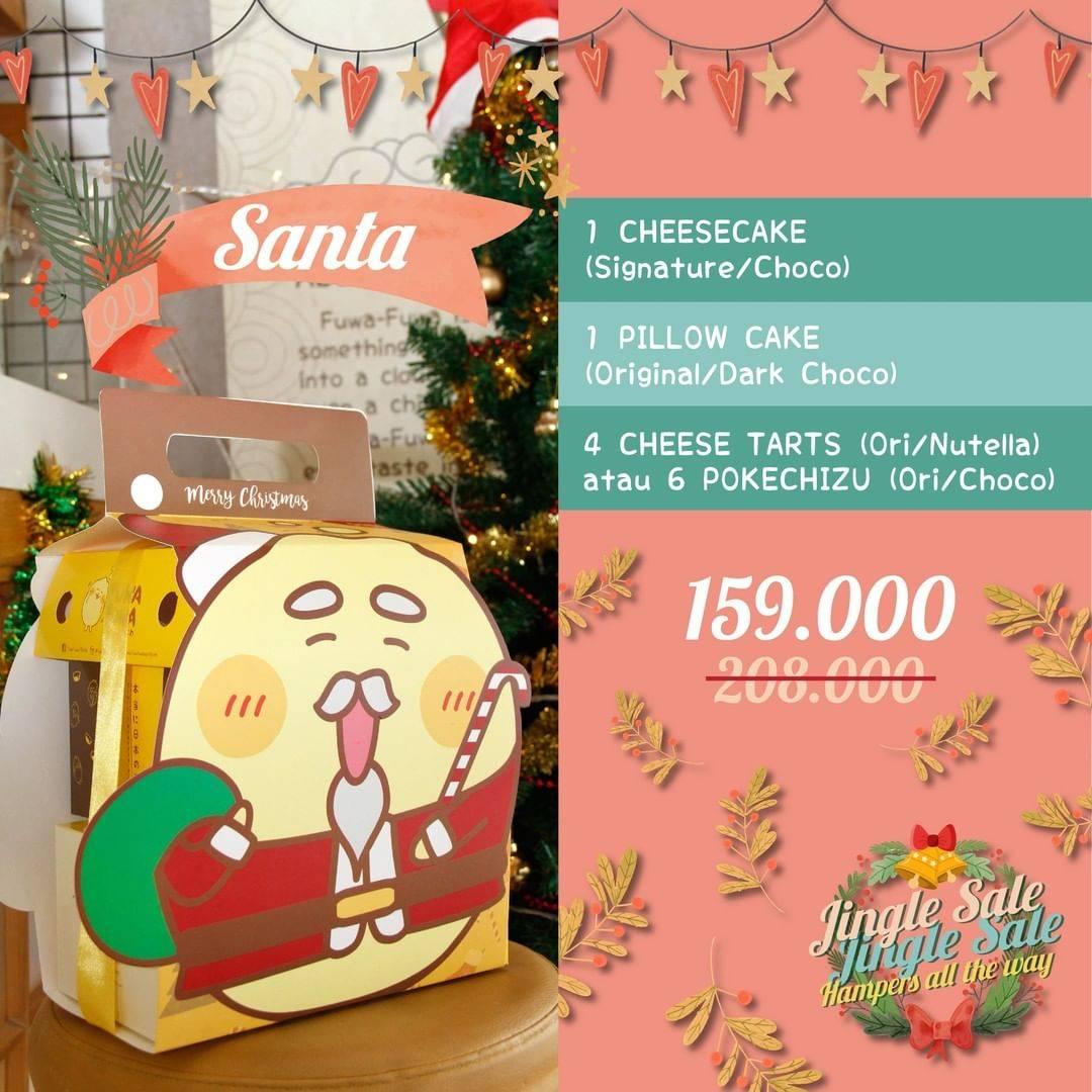 Promo diskon Fuwa Fuwa Promo Jingle Sale Discount 20% Off