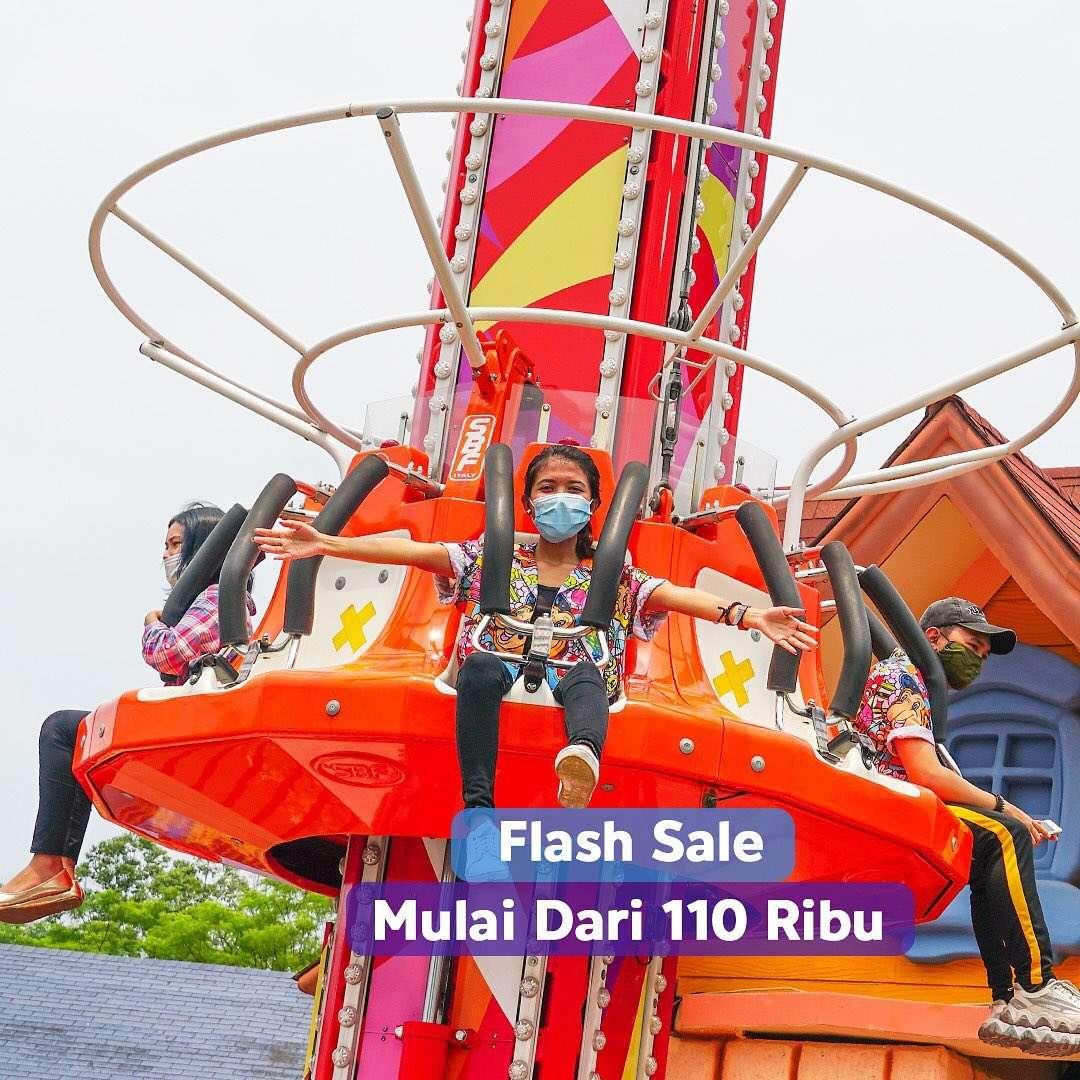 Diskon Dufan Flash Sale Tiket Masuk Mulai Dari Rp. 110.000