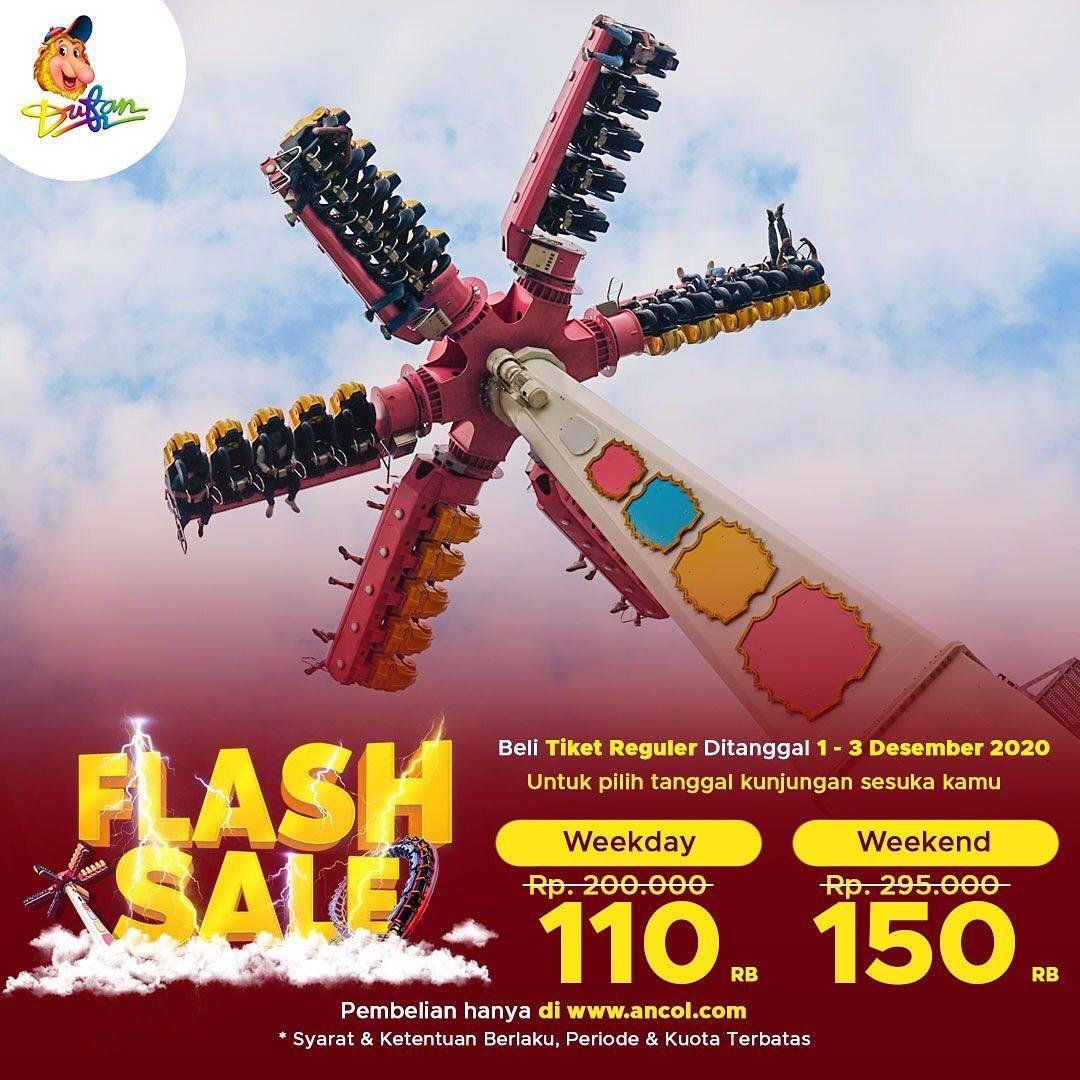 Promo diskon Dufan Flash Sale Tiket Masuk Mulai Dari Rp. 110.000
