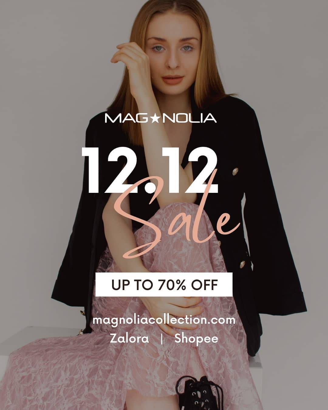 Diskon Magnolia Promo 12.12 Sale Up To 70% Off