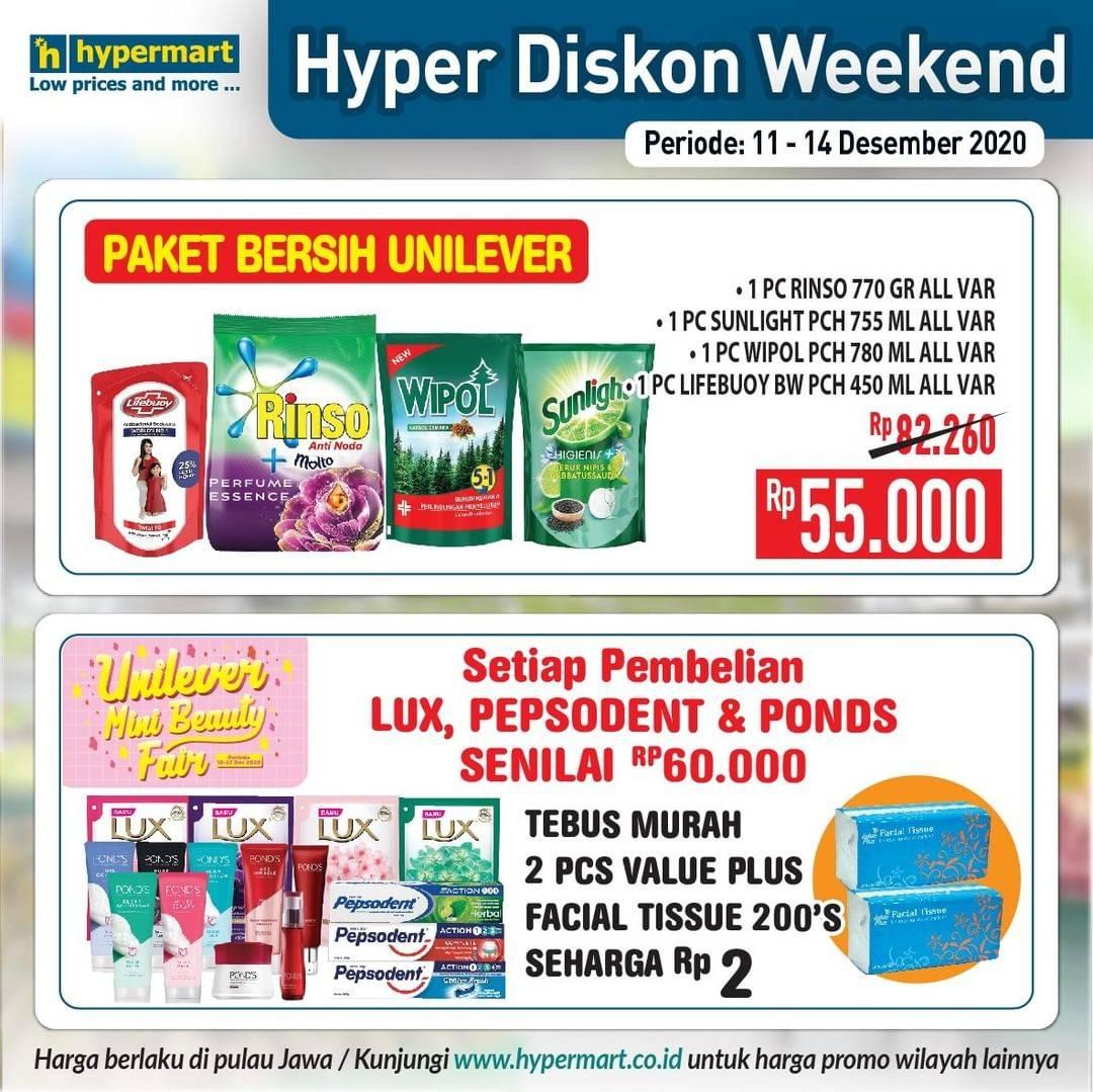 Promo diskon Hypermart Promo Katalog 10-14 Desember 2020