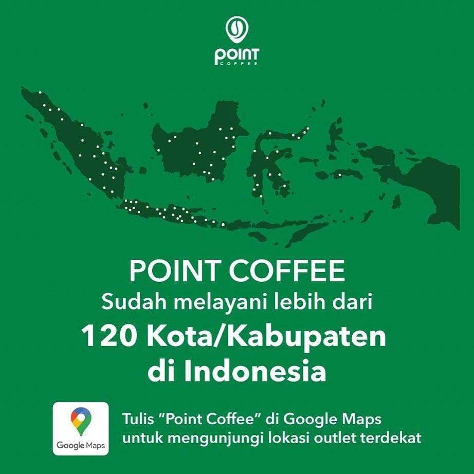 Promo diskon Point Coffee Buy 1 Get 1 Free Dengan Kartu Debit BRI/BRIZZI