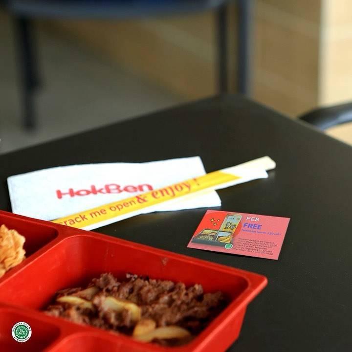 Hoka Hoka Bento Promo Gratis Teh Botol Sosro Setiap Pemesanan Bento Spesial