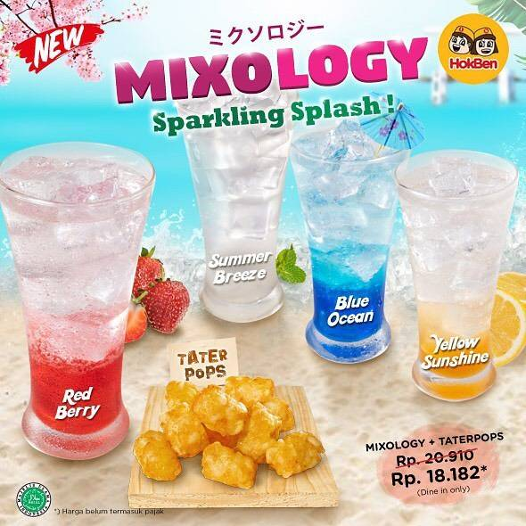 Hoka Hoka Bento Promo Harga Spesial Minuman Pilihan Cuma Rp. 18.182