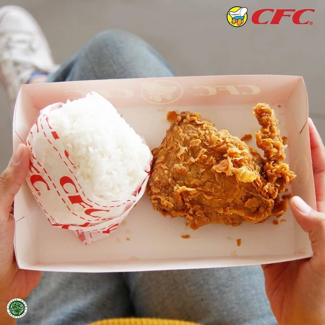 CFC Promo Cashback 20% Pembayaran Via Gopay