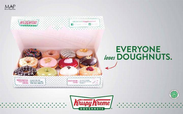 Krispy Kreme Promo Buy 9 Assorted Get 3 Original Doughnut Free