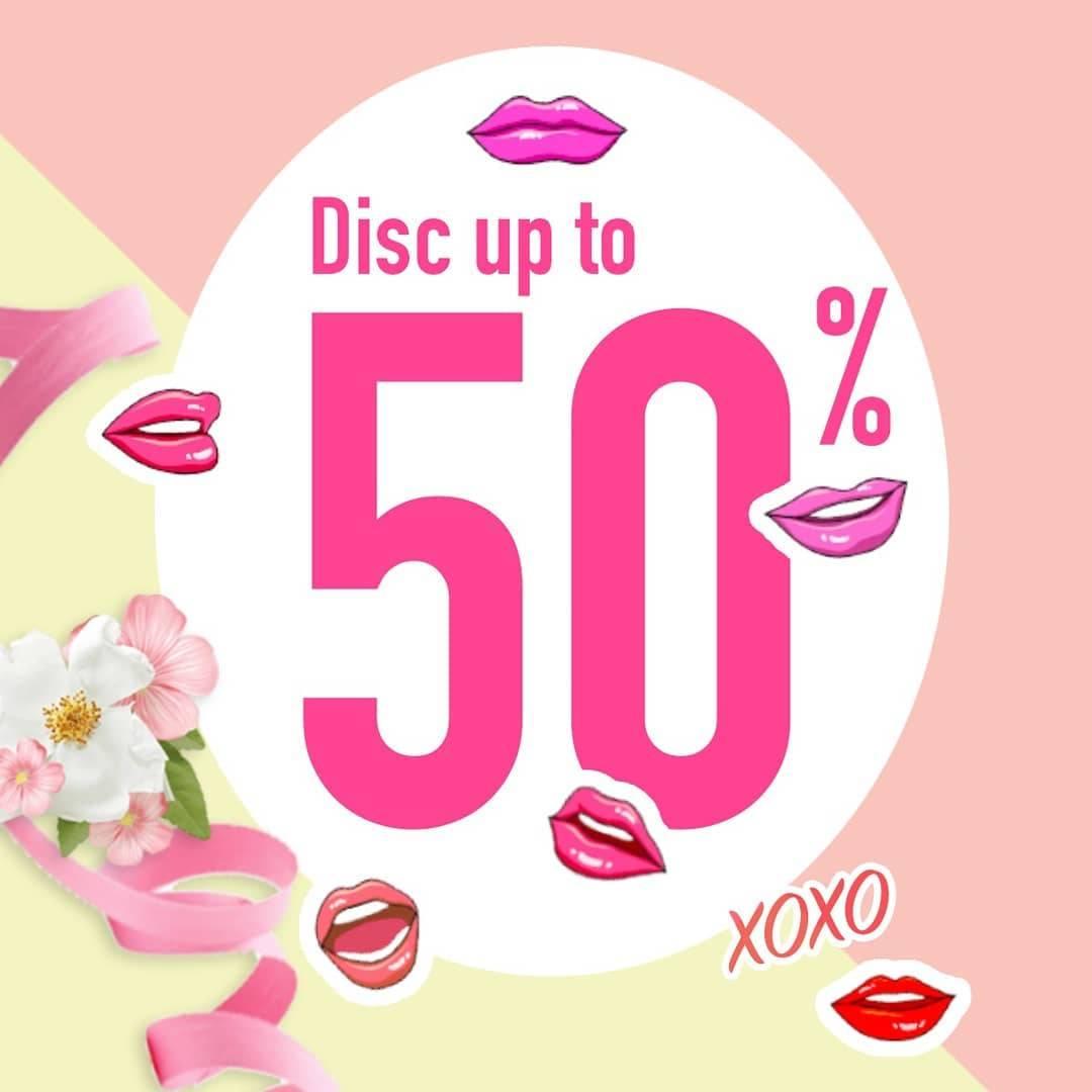 Martha Tilaar Promo Diskon Hingga 50% Produk Lipstick Pilihan Berlaku Untuk Pembelian Online