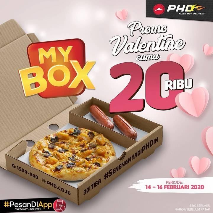 Diskon PHD Promo Harga Spesial My Box Hanya Rp. 20.000
