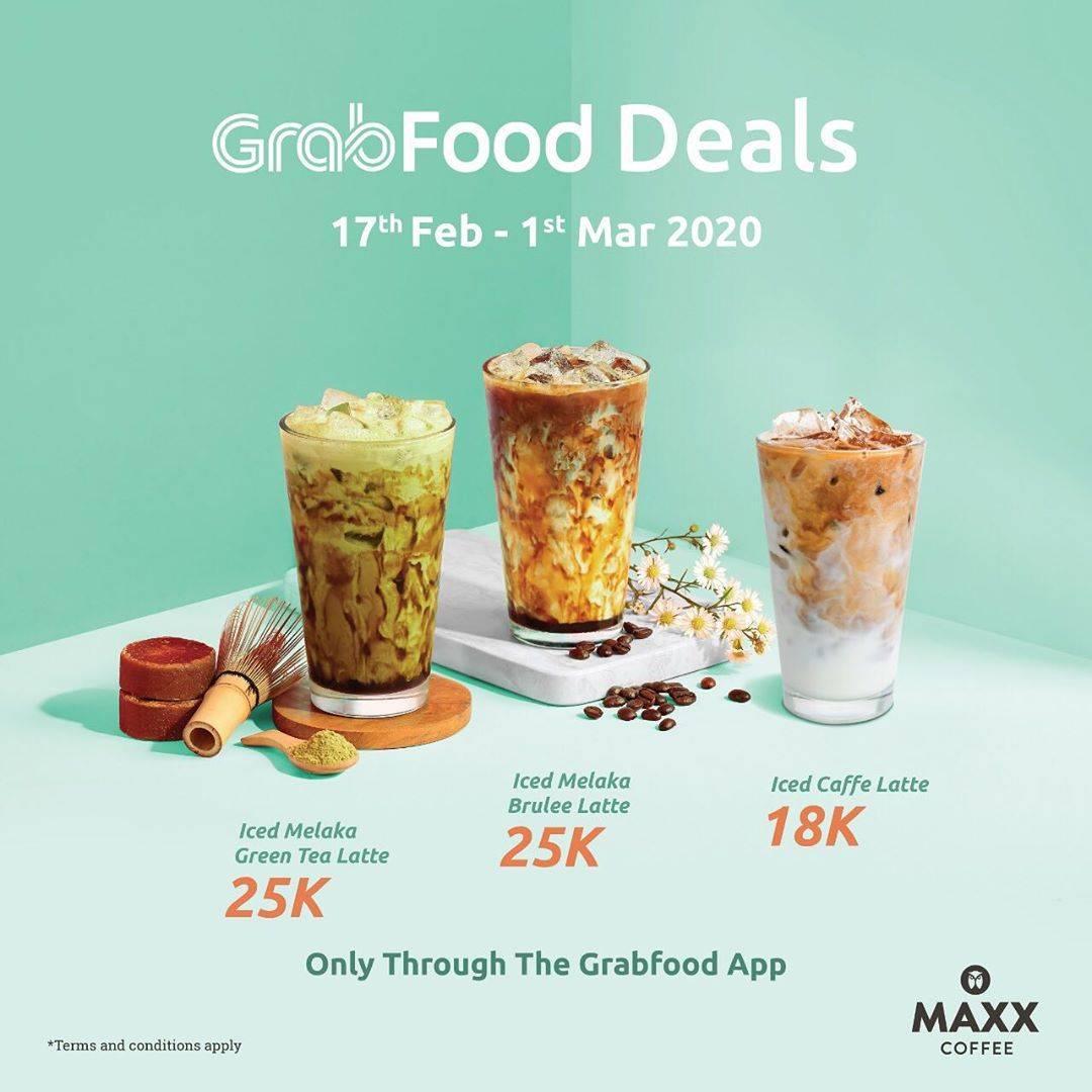 Maxx Coffee Harga Spesial Untuk Minuman Pilihan Mulai Dari Rp. 18.000