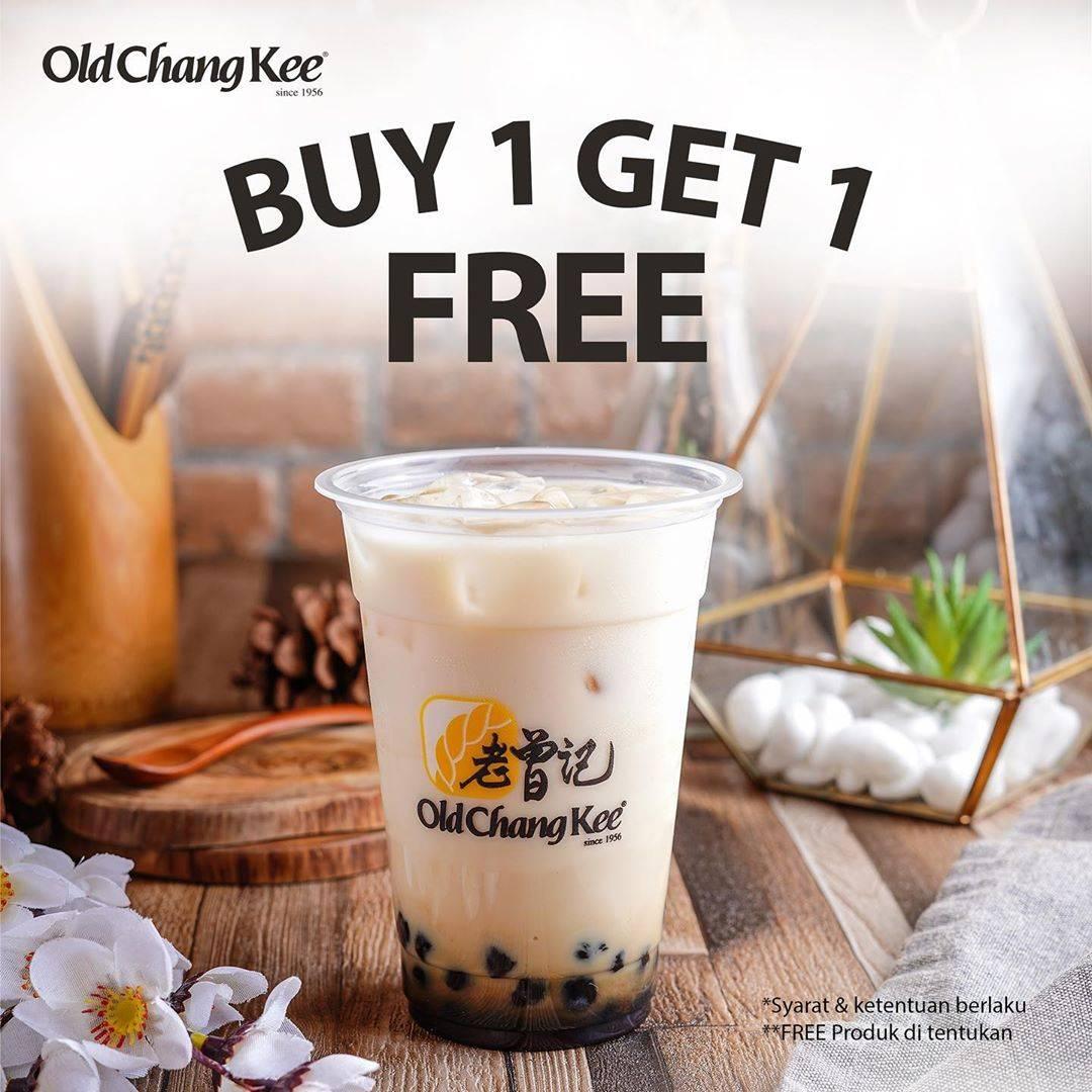 Old Chang Kee Promo Beli 1 Gratis 1 Minuman Pilihan