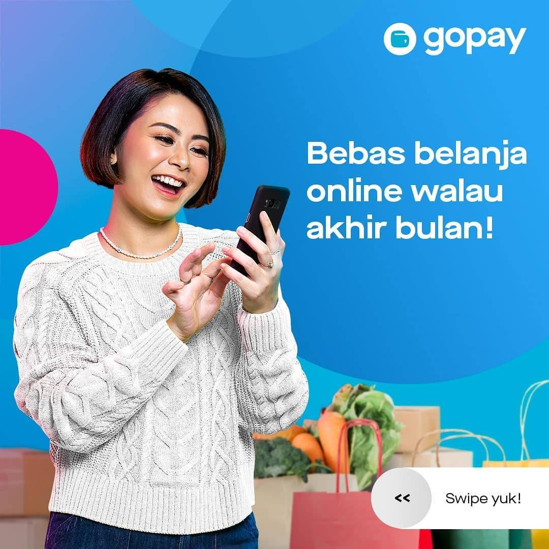 Gopay Promo Payday E-Commerce