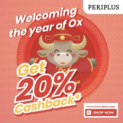 Diskon Periplus Welcoming Of The Year Ox Get Cashback 20%