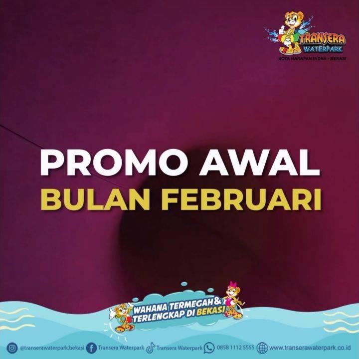 Diskon Transera Waterpark Promo Awal Bulan Februari