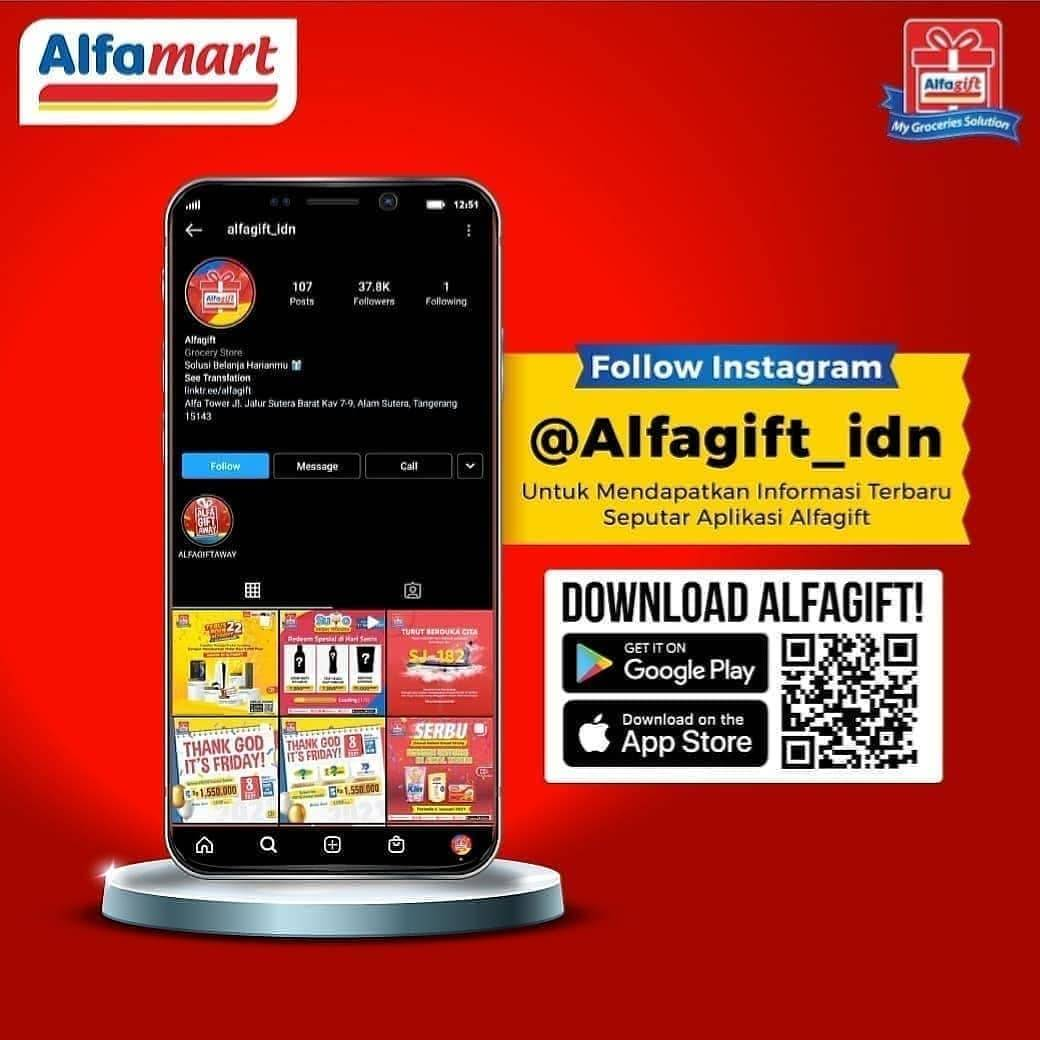 Promo diskon Katalog Promo Alfamart Camilan Sehat & Hemat Periode 16 - 28 Februari 2021