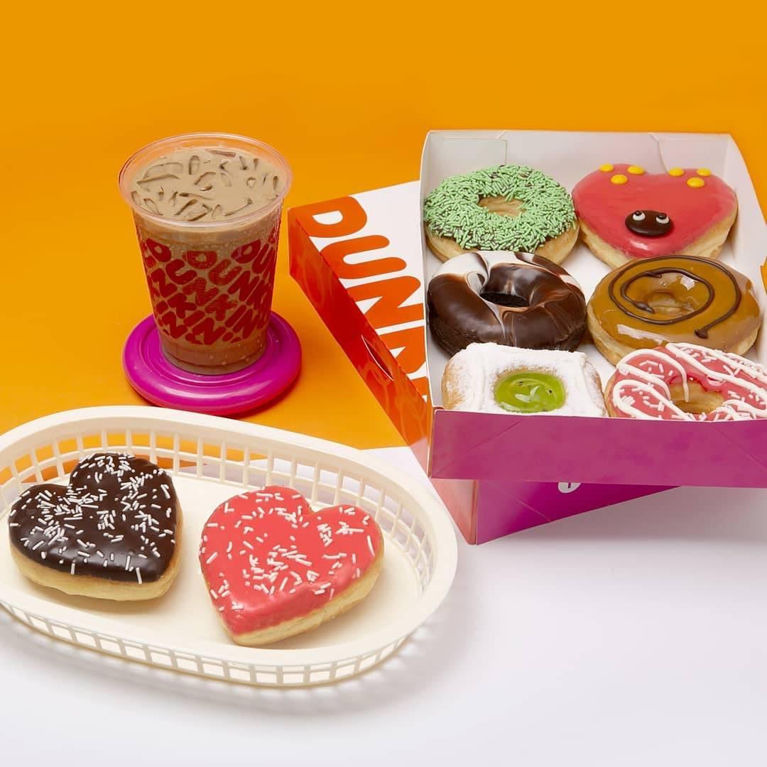 Diskon Dunkin Donuts Buy 6 Get 6 Free Donuts Classic