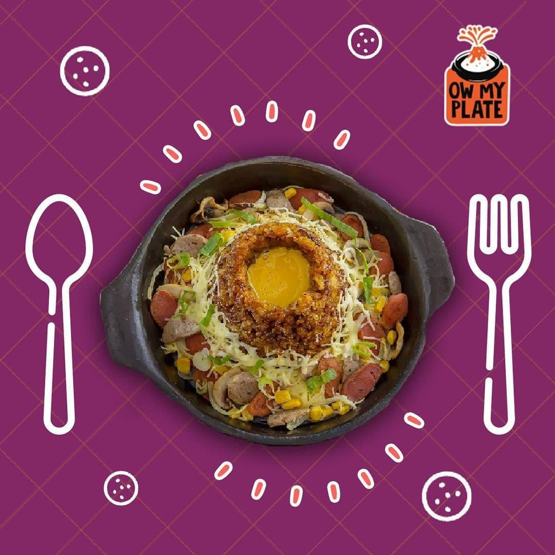 OwMyPlate Promo Volcano Rice Pay 1 For 2