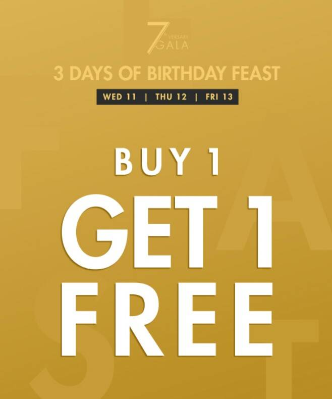 Berry Benka Promo Buy 1 Get 1 Free