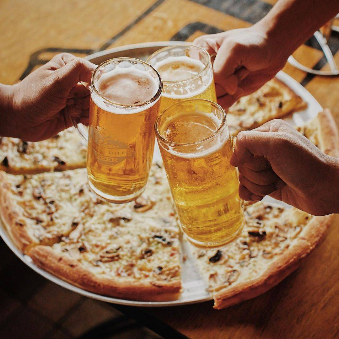 Pizza E Birra Promo Buy 1 Get 1 Free Beer