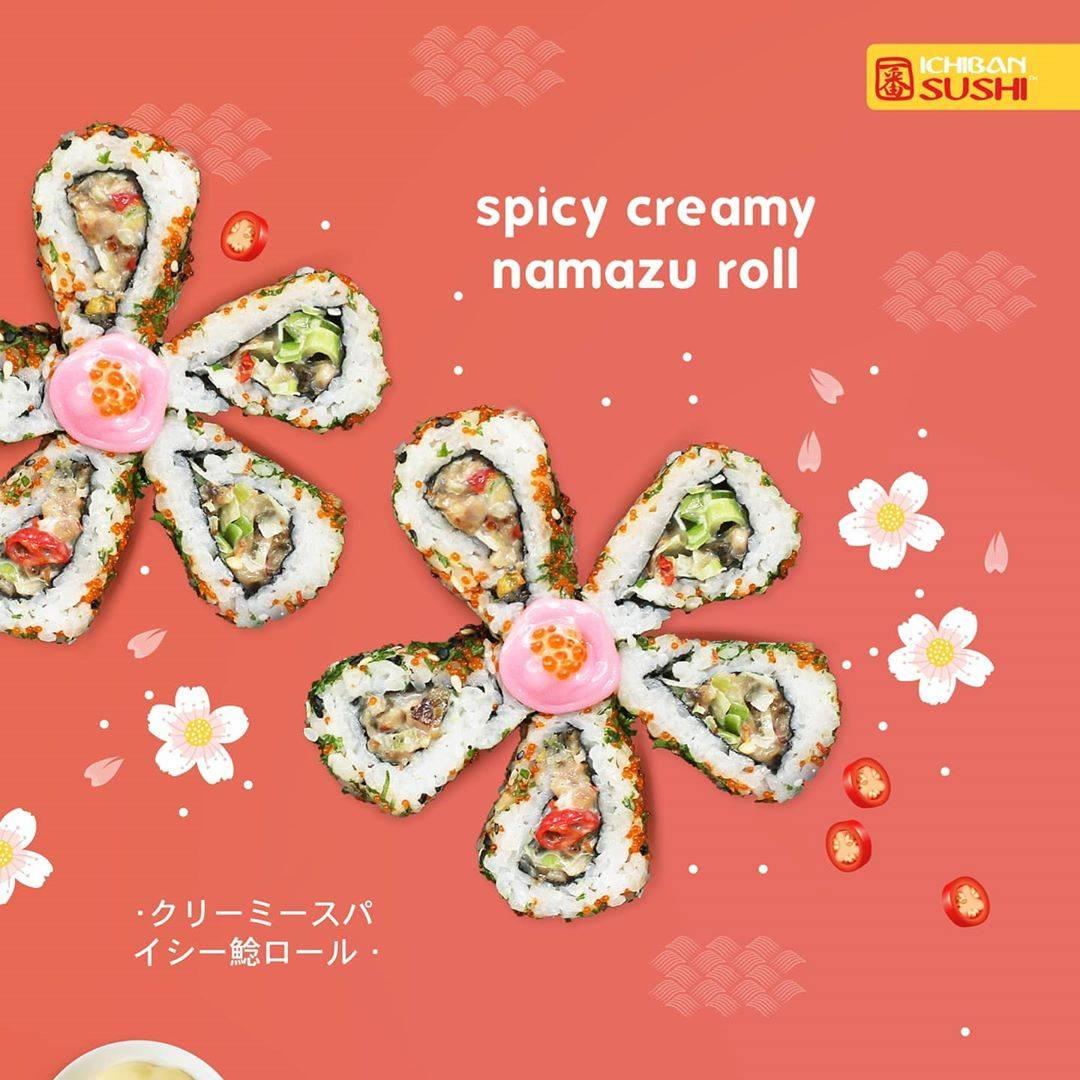 Diskon Ichiban Sushi Promo Sakura Package Cuma Rp. 22.000