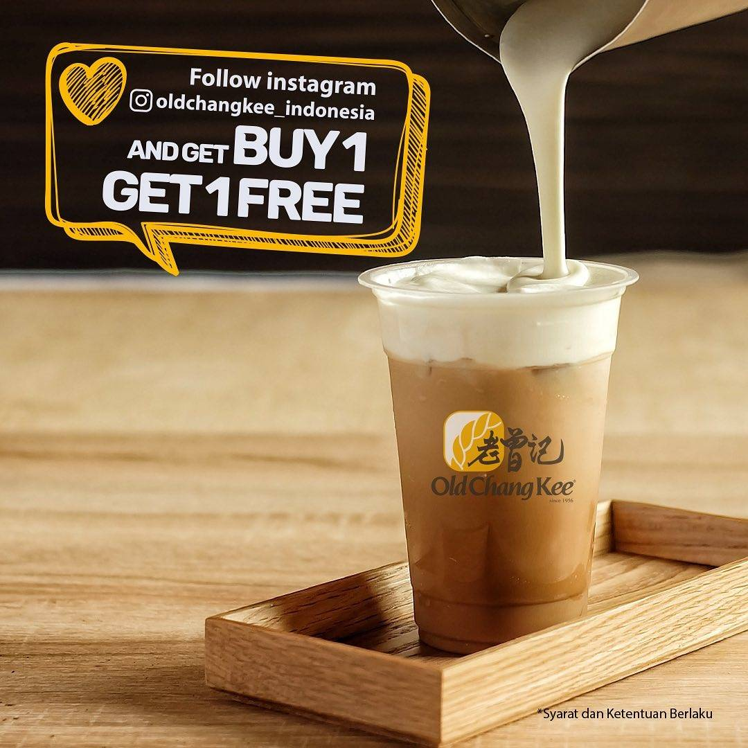 Old Chang Kee Promo Buy 1 Get 1 Free