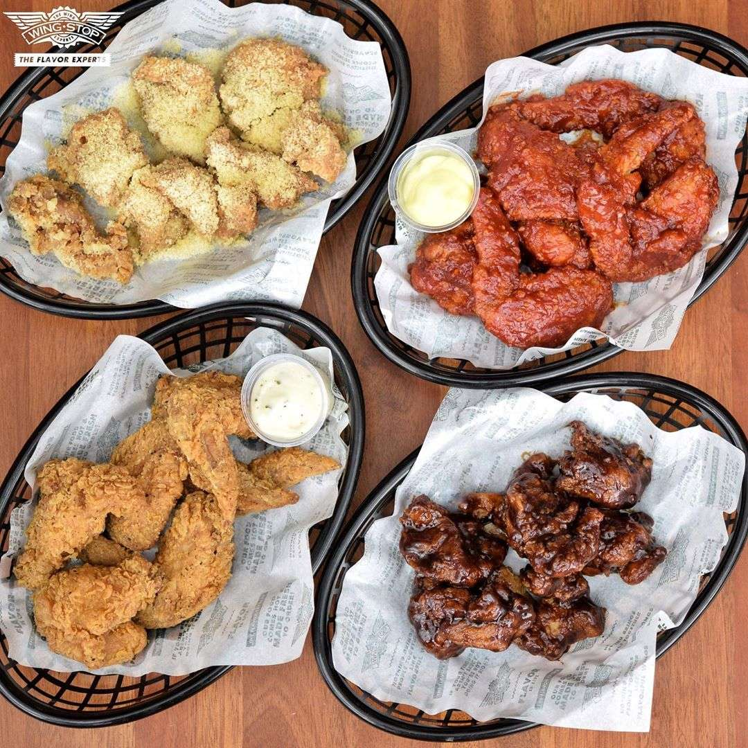 Wingstop Promo Beli 20 Pcs Crunchy Wings Gratis 20 Pcs Boneless Wings