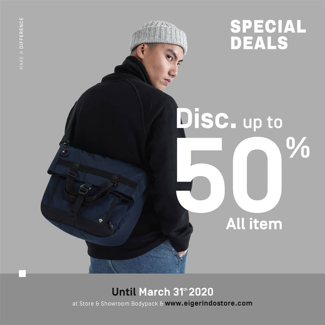 Bodypack Promo Discount Up To 50% Off All Items