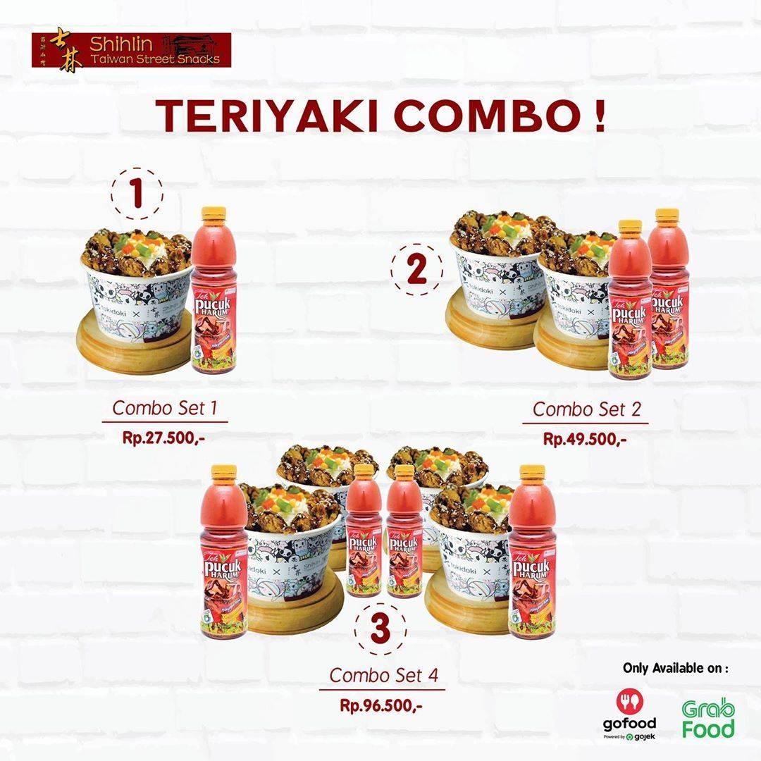 Diskon Shihlin Promo Harga Spesial Paket Combo Mulai Dari Rp. 27.500