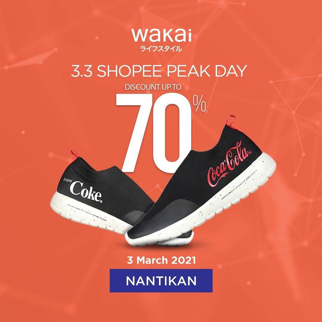 Diskon Wakai Discount Up To 70% Off On Shopee