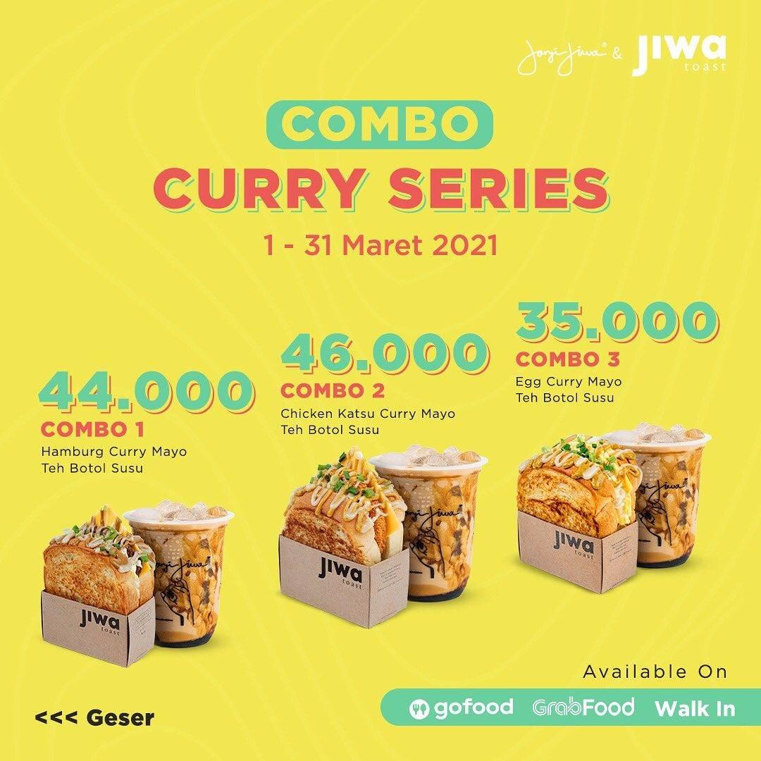 Diskon Jiwa Toast Promo Bulan Maret