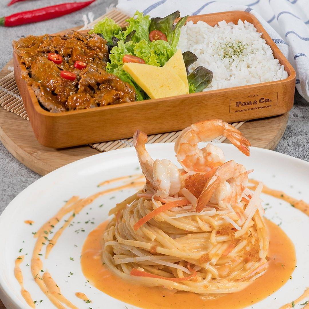 Promo diskon Pan & Co Lunch Hour Promo Start From Rp. 66.000