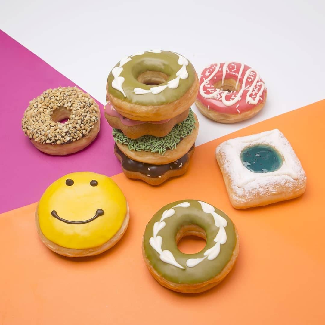Diskon Dunkin Donuts Promo Harga Spesial Rp. 100.000 Untuk 18 Donuts