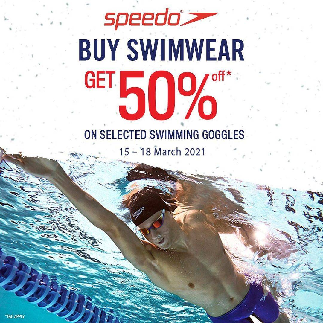 Diskon Planet Sports Buy Swimwear Speedo Get Discount 50% Off