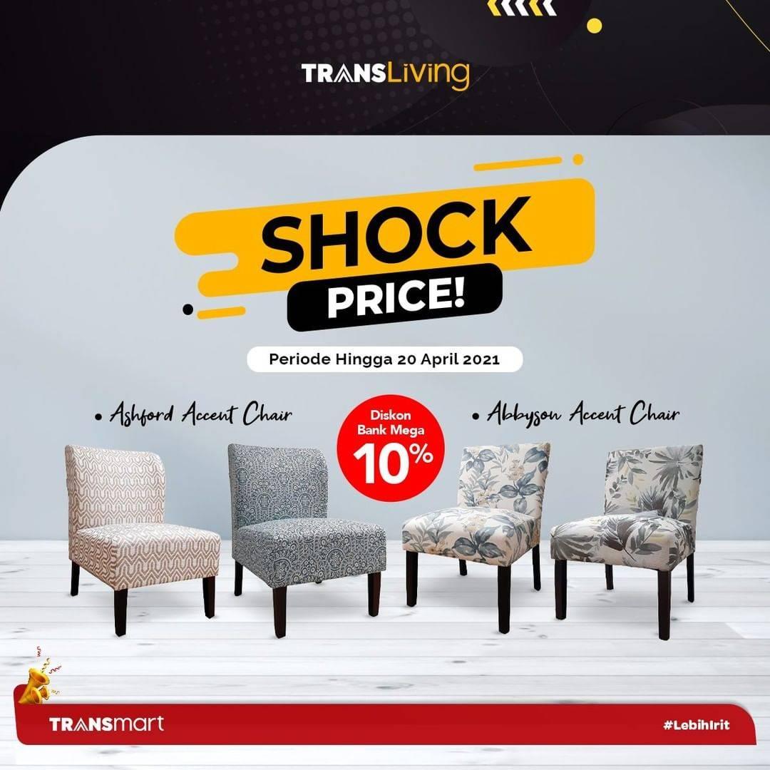 Diskon Katalog Promo Transmart Shock Price Periode 20 Maret - 20 April 2021