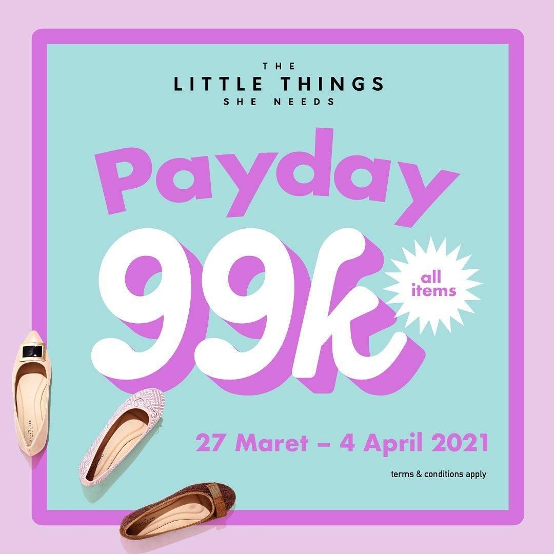 Diskon The Little Things She Needs Koleksi Sepatu Hanya Rp. 99.000