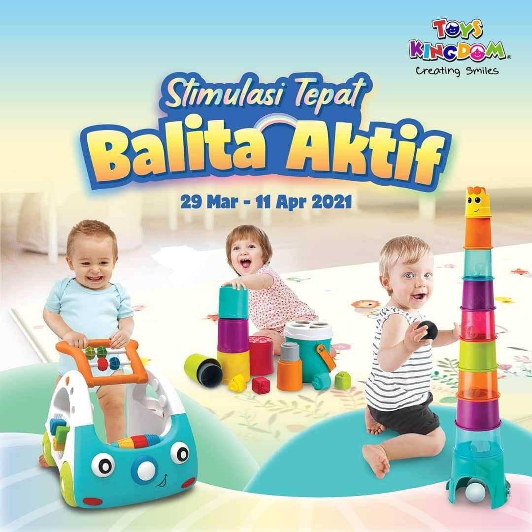 Diskon Toys Kingdom Katalog 29 Maret - 11 April