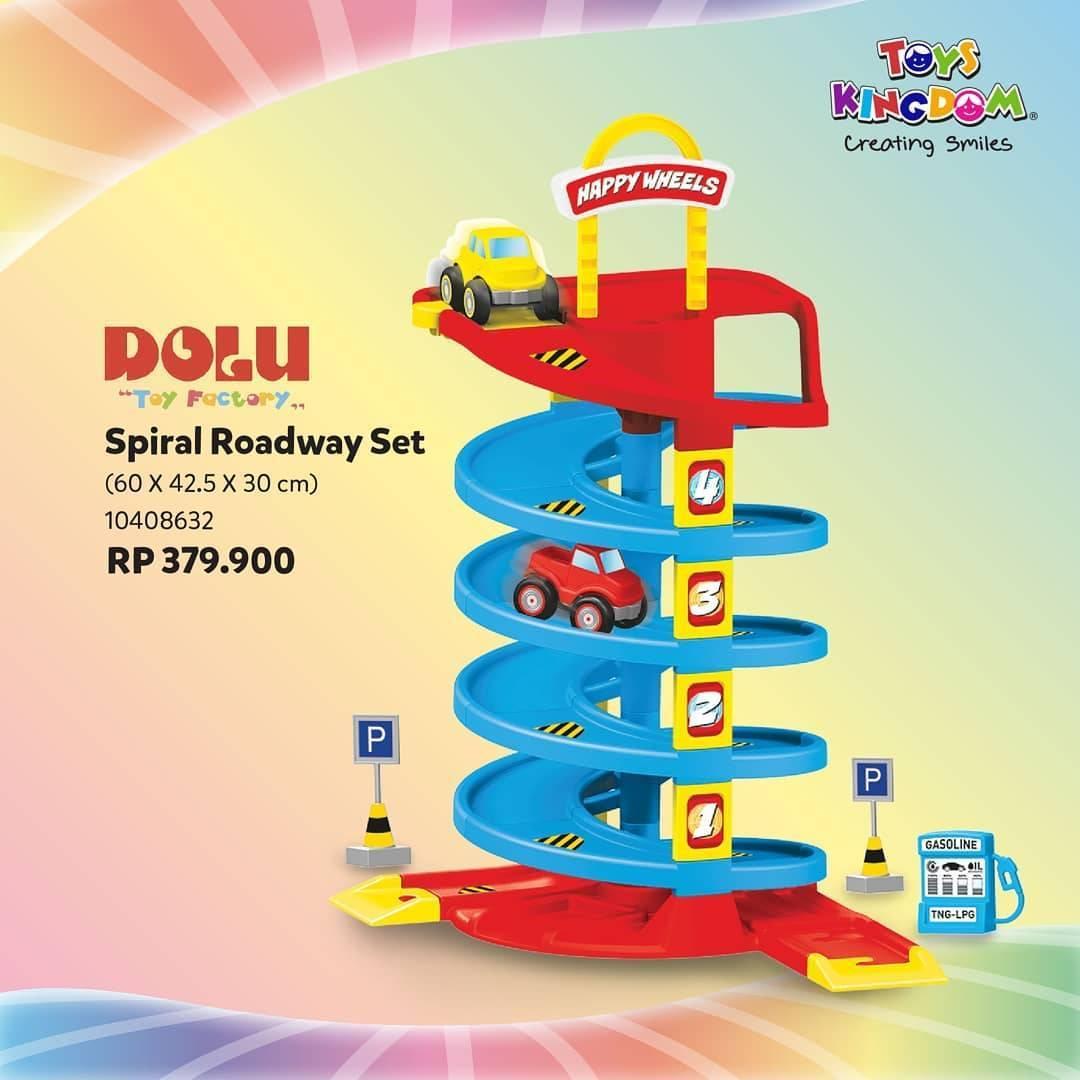Promo diskon Toys Kingdom Katalog 29 Maret - 11 April