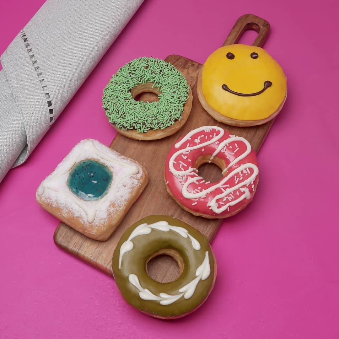 Diskon Dunkin Donuts DD Card Payday Buy 6 Get 6 All Donuts Classic