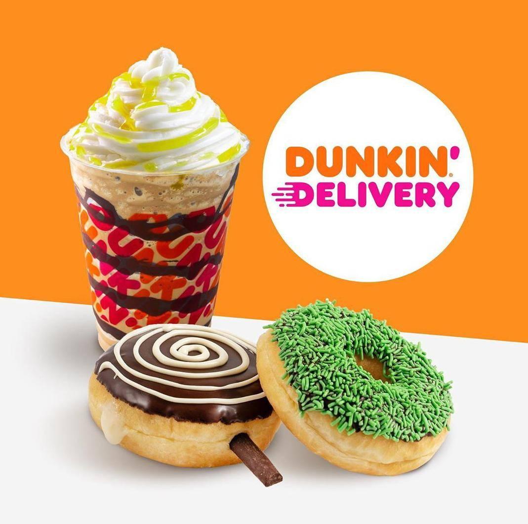Dunkin Donuts Promo Diskon 20% Untuk Pembelian A La Carte + Free Ongkir