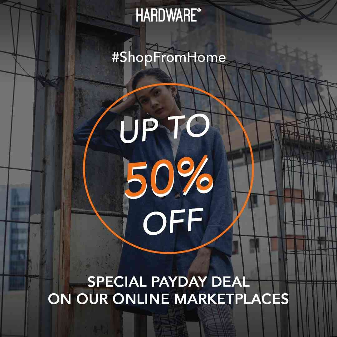 Hardware Promo Shop From Home, Discount Up To 50% Off Di Online Store