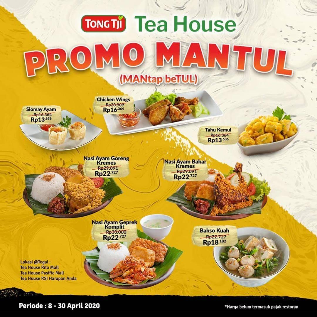 Diskon Tong Tji Tea House Promo Menu Mantul Harga Mulai Dari Rp. 13.636