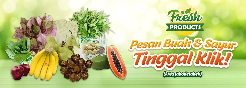 Diskon Klik Indomaret Promo Gratis Ongkir Fresh Products Buah Dan Sayur