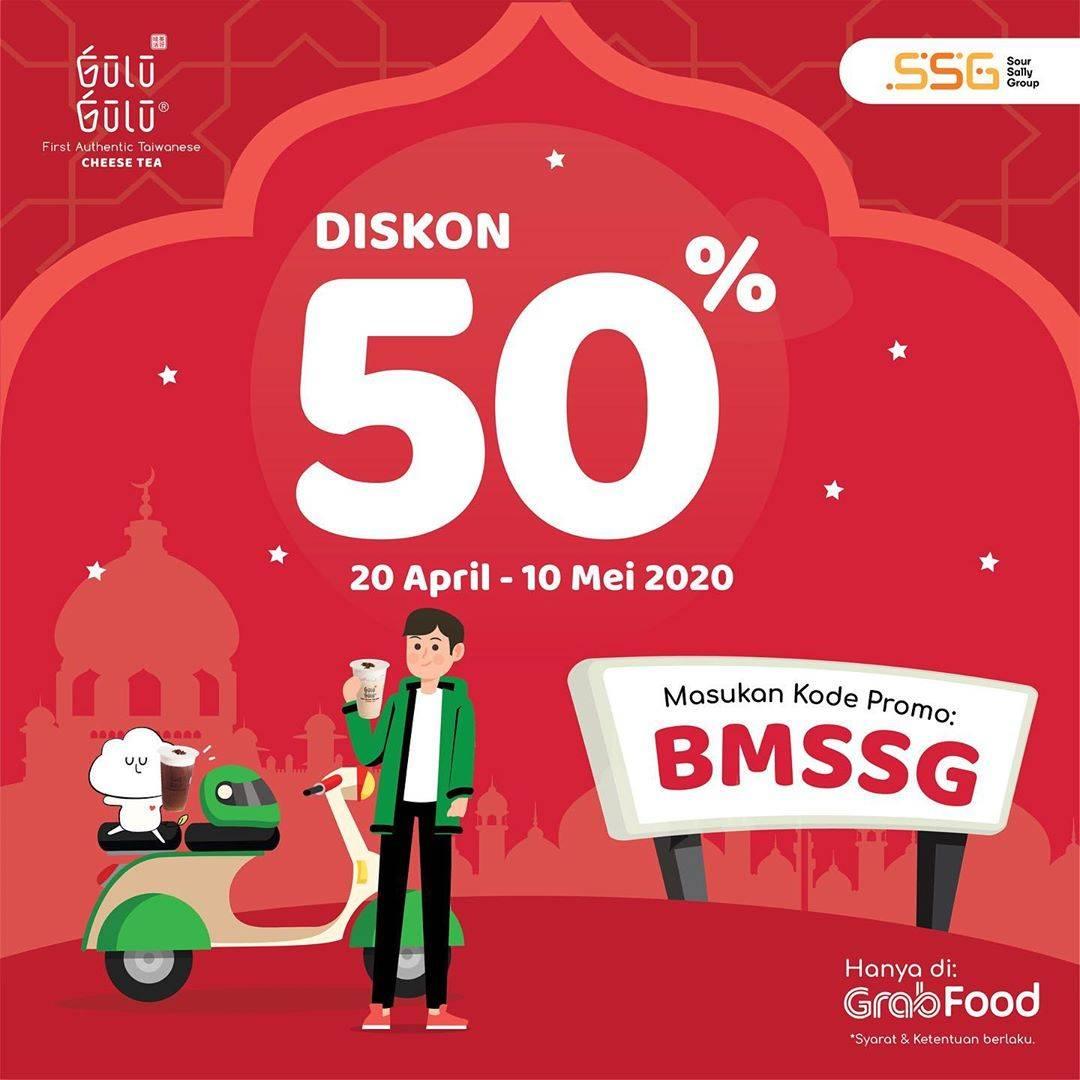 Diskon Sour Sally Group Diskon 50% Dengan Pemesanan Melalui GrabFood