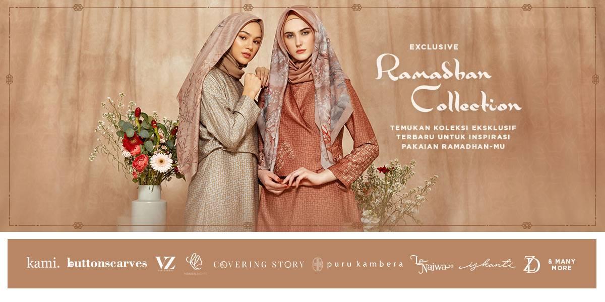 Diskon Blibli.com Promo Diskon 15% Untuk Koleksi Eksklusif Ramadhan