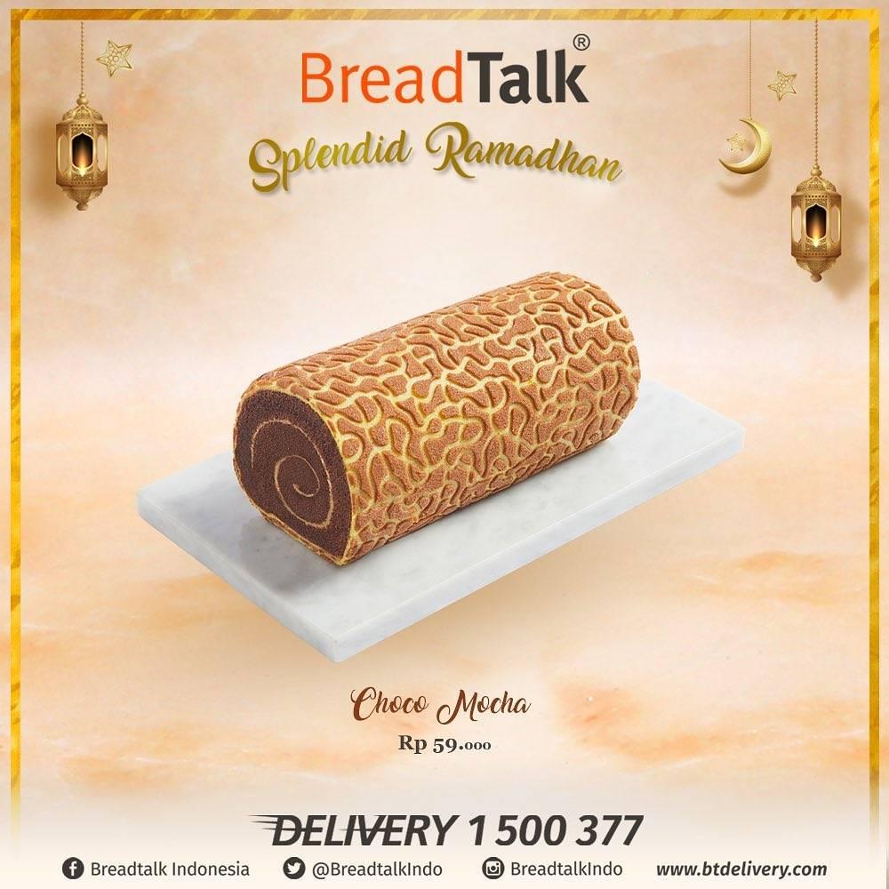 Diskon Breadtalk Promo Splendid Ramadhan, Kue Favorit Dengan Harga Mulai Dari Rp. 59.000